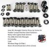 Jeep JKU Dress up Screw kit